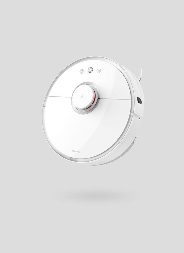 Roborock S5 sensors
