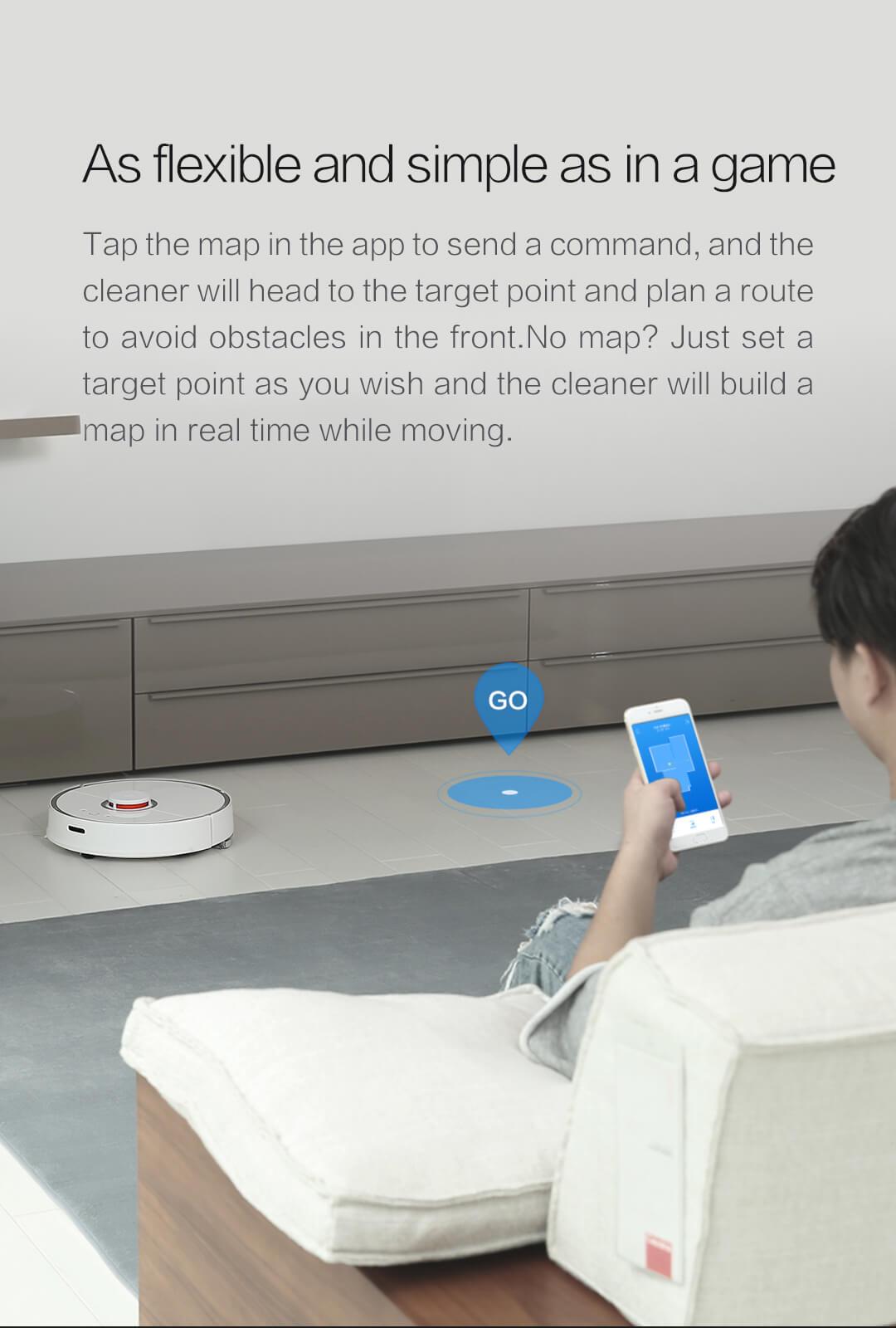 Roborock S5 Robot Vacuum – Roborock Official Website