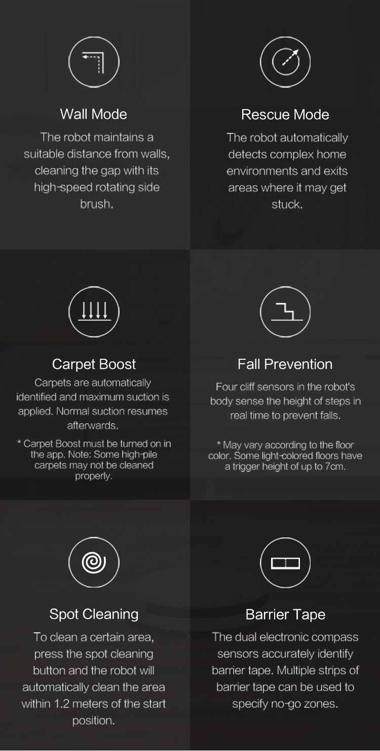 Roborock Xiaowa E2 Robot Vacuum Cleaner – Roborock Official Website